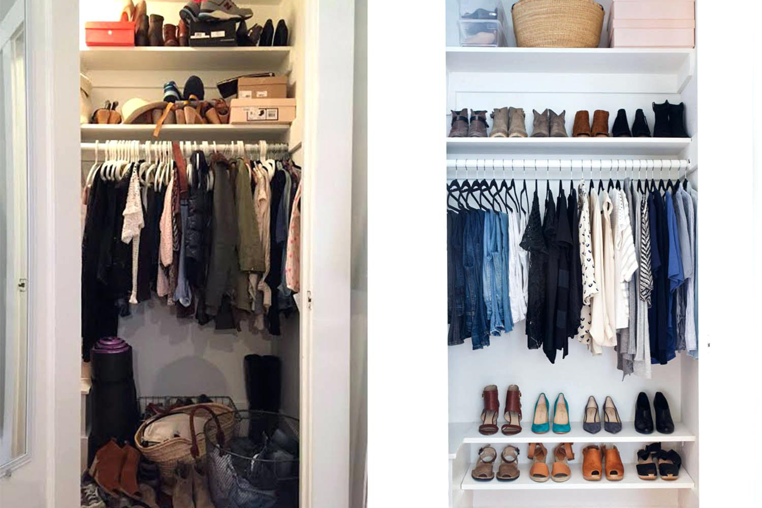 Organized Coat Closet Ideas Pictures Pinterest